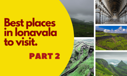best places in lonavala