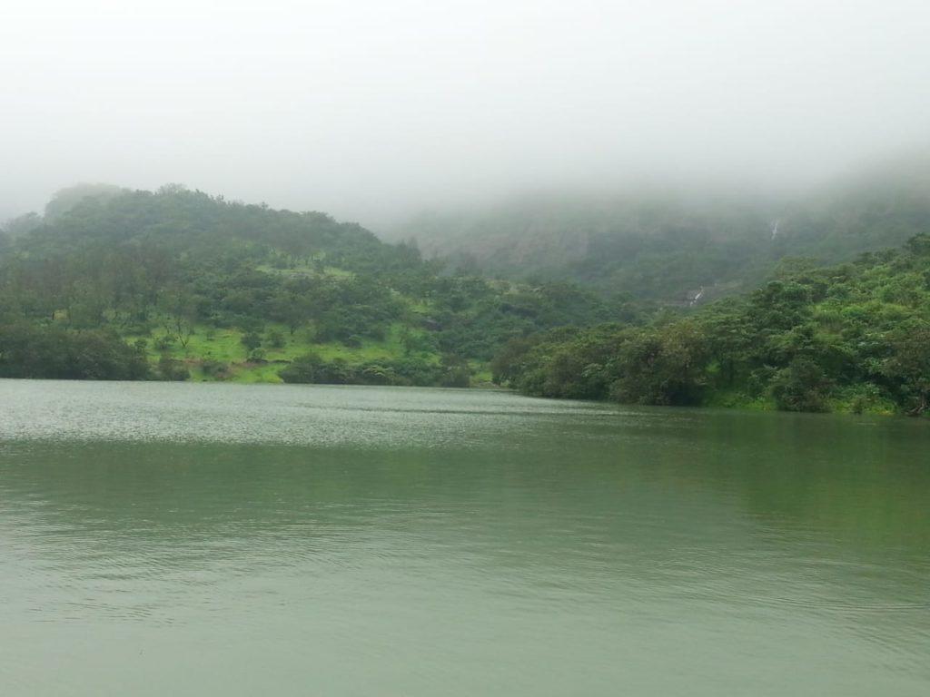 bhushi dam view