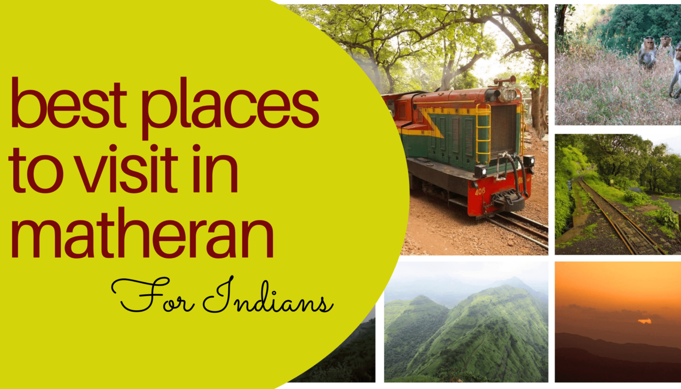 best places in matheran