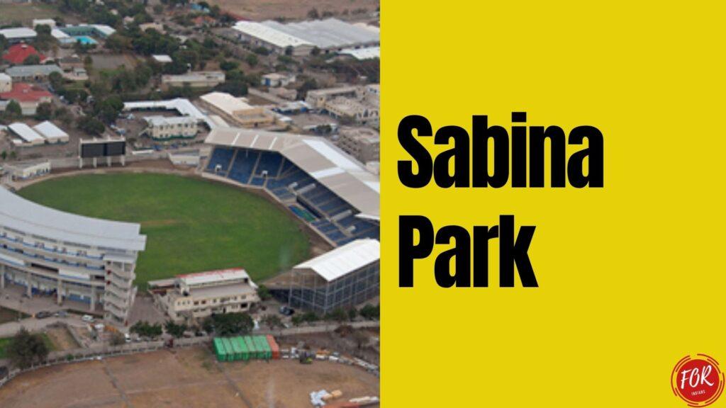 caribbean premier league sabina park
