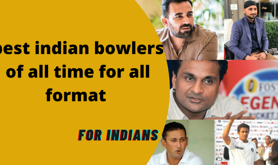 best indian bowlers of all time from all format